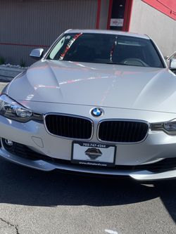 2014 Silver BMW 328i for Sale in Las Vegas,  NV
