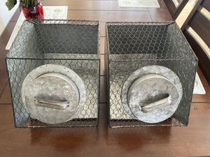 Metal Bins/ Containers for Sale in Pico Rivera, CA