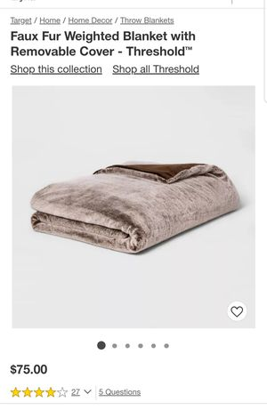 Weighted Blanket for Sale in Olmsted Falls, OH