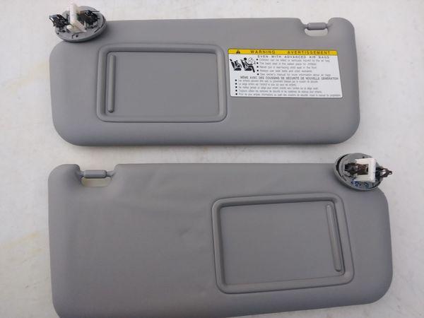 2006 2007 2008 2009 2010 2011 2012 Toyota RAV4 Sun Visor Set w ... 7fa2a0b2b0c