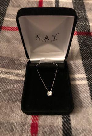 Kay Jewelers Diamond Necklace for Sale in San Jose, CA