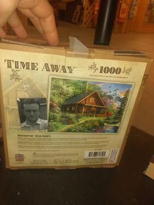 Time away puzzle for Sale in Port Richey, FL