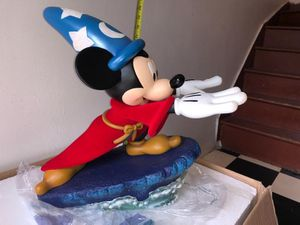 New Disney Sorcerer Mickey Big Fig for Sale in Queens, NY