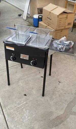 Outdoor Deep fryer / freidora de gas for Sale in La Puente, CA