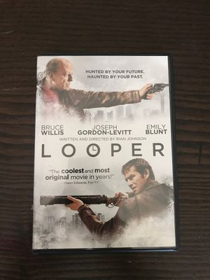 Looper DVD for Sale in Brookfield, IL