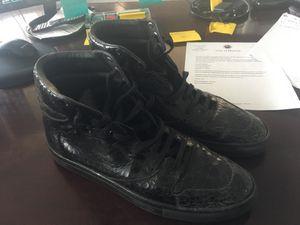 Balanciaga Hi top shoes size 12 for Sale in Hialeah, FL