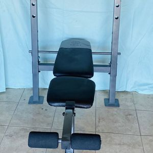 Bench Press No Weights/Bar for Sale in North Las Vegas, NV