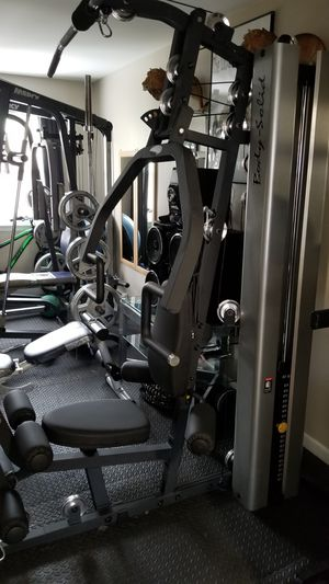 Home Gym, Treadmill, Elliptical, Dumbbells, Dumbbells Rack, Bars, Olympic weights, Kettlebells, Bosu, Swiss ball, medicine balls, Battleropes, for Sale in Prospect, CT