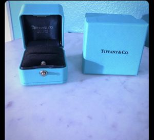 Tiffany & Co. ring box for Sale in Huntington Beach, CA