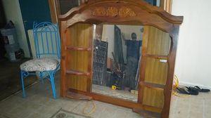 Headboard for full sized bed for Sale in Auburndale, FL