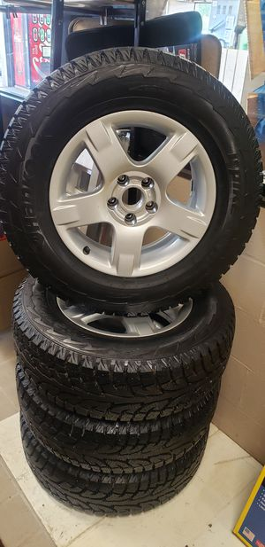"""16"""" Rim And Tires Combo for Sale in Providence, RI"""