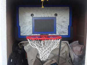 Portable basketball. Hoop for Sale in Vista, CA