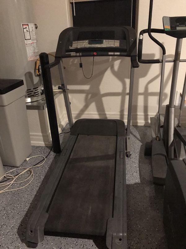Treadmill, nordictrack eliptical