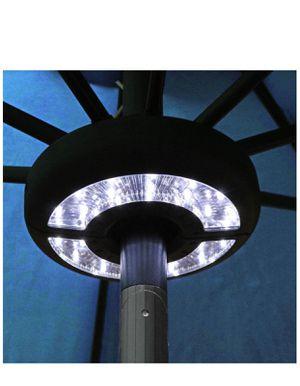 Sunnydaze patio umbrella LED lights for Sale in Clermont, FL