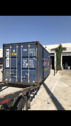 Shipping container / storage container / Conex container for Sale in Perris, CA