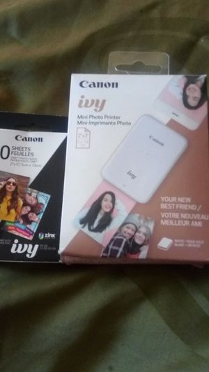 Canon mini photo printer for Sale in Brighton, CO