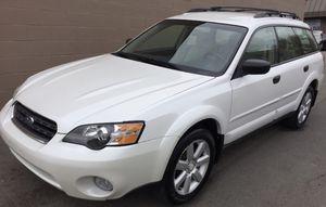 2007 Subaru Outback 2.5i for Sale in Salt Lake City, UT