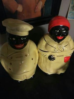 Antique cookie jar set 1930s for Sale in Westminster, CO