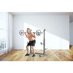 Squat Rack And Bench Press With Leg Station for Sale in Fremont, CA