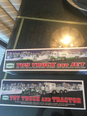 Hess truck toy collectibles for Sale in Spring Hill, FL