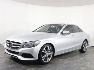 2016 Mercedes-Benz C-Class for Sale in Miami, FL
