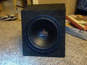 "subwoofer 10"" polk audio for Sale in Oakley, CA"