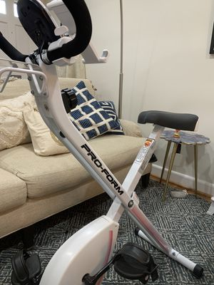 Pro Form bike *needs repair for Sale in Arlington, VA