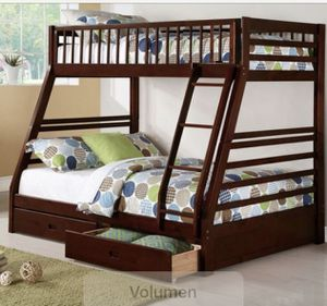 Bunk bed 40 down 👧🏼👧🏼👧🏼 for Sale in Houston, TX