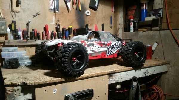 Losi dbxl for sale or trade for Sale in Seattle, WA - OfferUp