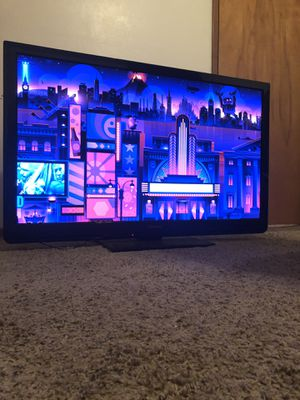 Panasonic ST50 Plasma TV 1080P for Sale in Portland, OR