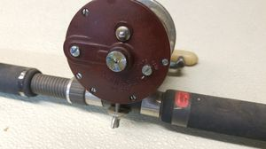 Penn 209 fishing reel with rod for Sale in Winfield, IL