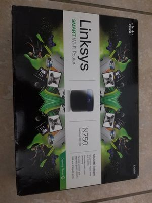 Linksys Smart wifi router for Sale in HALNDLE BCH, FL