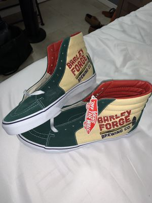 Vans Old Skool's Barley Forge Brewery (customs) for Sale in Anaheim, CA