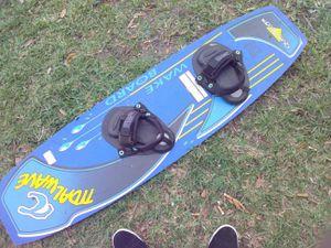 QuickSilver Tidal Wave Wake Board just a little dusty for Sale in Lakeland, FL
