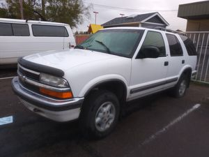 99 Chevy Blazer 4x4 for Sale in Tucson, AZ