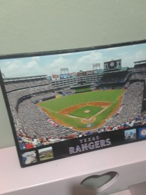 Texas Rangers Old Ballpark Pic $35.00 cash only for Sale in Dallas, TX