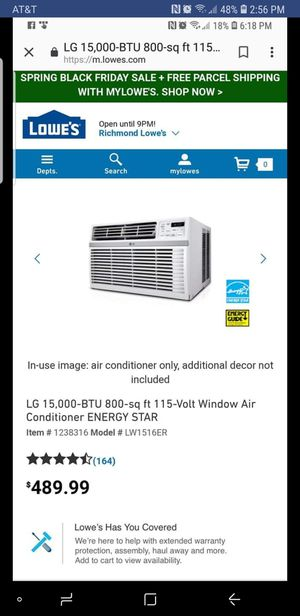 2 air conditioners for Sale in Berea, KY