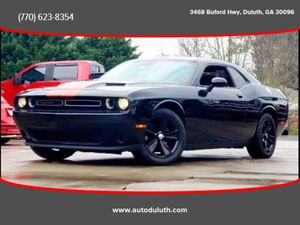 2016 Dodge Challenger for Sale in Duluth, GA
