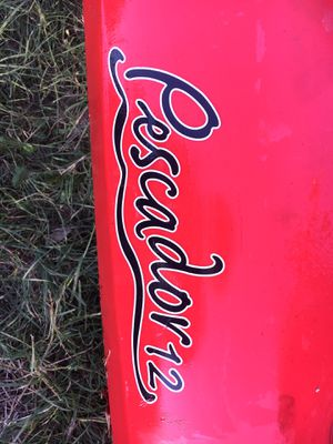12 Ft Perception pescador sport for Sale in Dripping Springs, TX