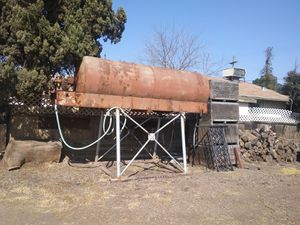 Tank for water or fuel for Sale in Laton, CA