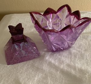 Purple Multipurpose Jar for Sale in Euclid, OH