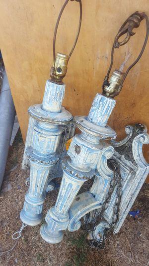 Set of light fixtures for Sale in Vernon, CA