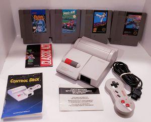 Complete Nintendo Control Deck Top Loader CIB for Sale in Buena Park, CA