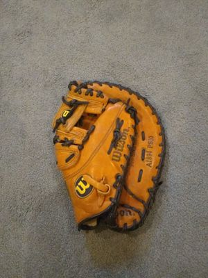 Wilson Pro staff first baseman's glove mitt weather for Sale in Lawrenceville, GA
