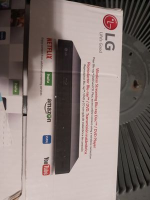 Blu-ray DVD player for Sale in Baton Rouge, LA