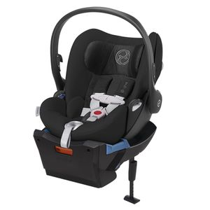 "Cybex Cloud Q infant car seat in ""Black Beauty"" for Sale in Seattle, WA"