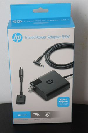 Hp Power Adapter for Sale in East Gull Lake, MN