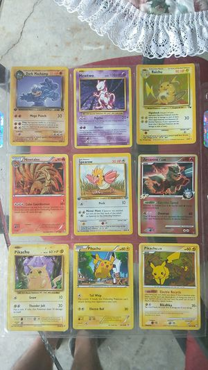 pokemon cards rare old and new mint for Sale in Warren, MI