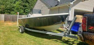 18'maco center console boat for Sale in Jefferson, GA