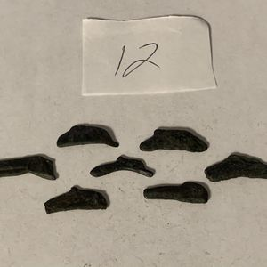 Ancient Greece Coins Lot Of 7 Olbia Dolphin 5th Century BC Bronze (12) for Sale in Salida, CA